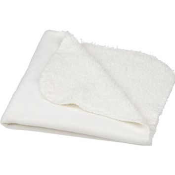 Petco Square Fleece Cat Throw in Cream
