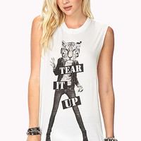 Tear It Up Muscle Tee