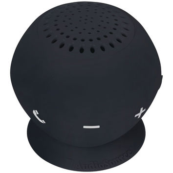 Audiosource Sound Pop 2 Water-resistant Bluetooth Speaker (black)