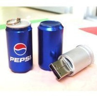 My Associates Store - High Quality 8 GB pepsi Can Shape USB Flash Memory Drive