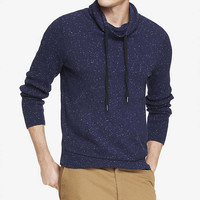 NEP KNIT FUNNEL NECK SWEATER from EXPRESS
