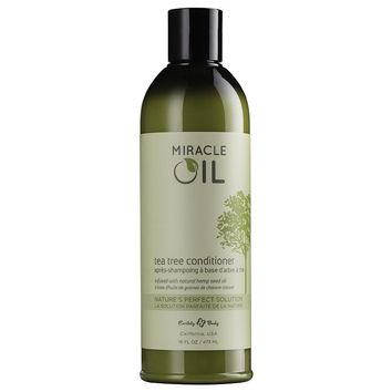 Earthly Body Miracle Oil Tea Tree Conditioner