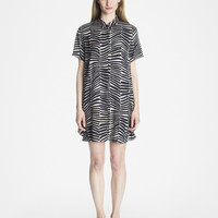 MARIMEKKO LIEKIT DRESS BLACK/BEIGE