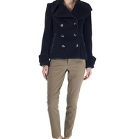 Ramona Coating Peacoat