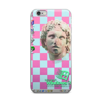Vaporwave iPhone 6/6s 6 Plus/6s Plus Case