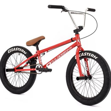 Eastern Element Red Complete BMX Bike