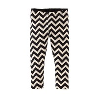 Little Girls Legging & Chevron Legging | Tea Collection