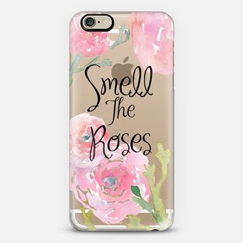 Smell The Roses iPhone 6 case by Allison Reich | Casetify