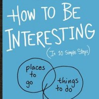 How to be Interesting, Jessica Hagy - Shop Online for Books in Hong Kong