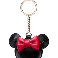kate spade new york for minnie mouse minnie keychain | Kate Spade New York