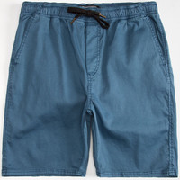 Ezekiel Bedford Mens Volley Shorts Blue  In Sizes
