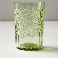 Fleur-De-Lys Tumbler by Anthropologie