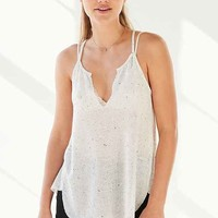 Project Social T Cameron V-Neck Tank Top