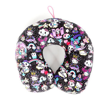 tokidoki x Hello Kitty Neck Pillow: Cosmic