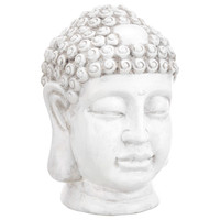 Decorative Ceramic Buddha Head