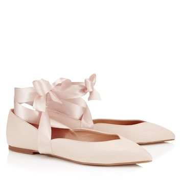 Lipsy Tie Up Ballerina Shoes