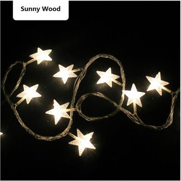 220V 33FT 10M LED holiday lights with 100led ,twinkling stars  Christmas lights ,water proof  sparking led string CL-002