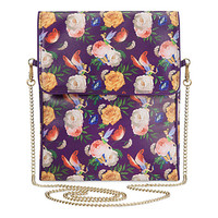 Tinker Bell Floral Butterfly Tablet Case