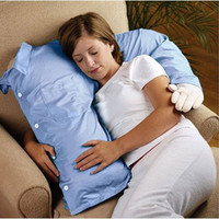 The Boyfriend Pillow (Blue)