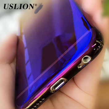 Ultra Thin FADE Phone Case For iPhone 7 7Plus 6 6s Plus 5 5s SE