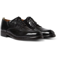 Officine Creative Leather Derby Shoes | MR PORTER