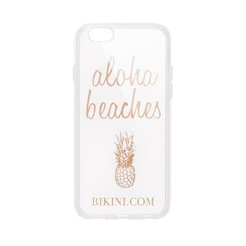 Aloha Beaches Phone Case
