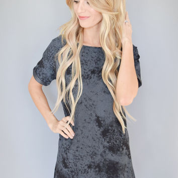 Marble Tunic Dress