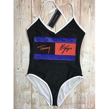 TOMMY HILFIGER One-Piece Swimsuit