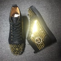Cl Christian Louboutin Style #2115 Sneakers Fashion Shoes