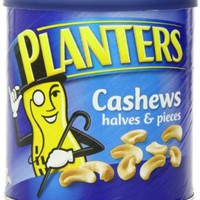 Planters Cashew Halves and Pieces, 14 Ounce