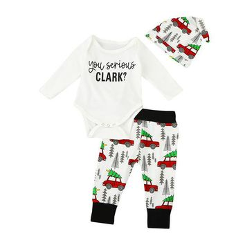 3pc Clark Griswold Baby Set