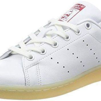 DCCK Adidas Originals Stan Smith W womens Trainers Sneakers Shoes (us 8, Off White (Ftwwht/