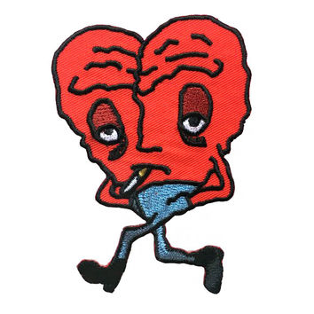 Troubled Heart Patch