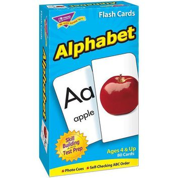 FLASH CARDS ALPHABET 80/BOX