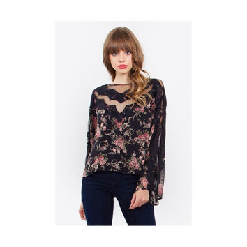 Bell Sleeve Florence Blouse