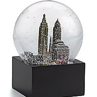 Saks Fifth Avenue - New York City Snow Globe - Saks Fifth Avenue Mobile