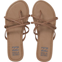 Billabong - Crossing Over Sandals | Desert Brown
