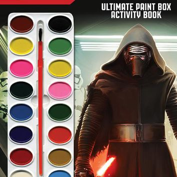 Star Wars Episode VII Ultimate Paint Box - CASE OF 24