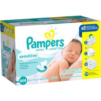 Pampers Sensitive Baby Wipes Multipack, 808 sheets - Walmart.com