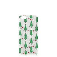 Christmas Tree iPhone 6 Case - Green
