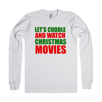 CUDDLE AND WATCH CHRISTMAS MOVIES