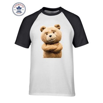 Best Gift For Friend Cute Movie Ted 2 Funny T Shirt for men