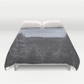 Deep love Duvet Cover by HappyMelvin | Society6
