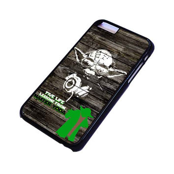 MASTER YODA STAR WARS iPhone 6 / 6S Plus Case Cover