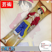 New Luffy - One Piece Anime Dakimakura Japanese Hugging Body Pillow Cover GZFONG164
