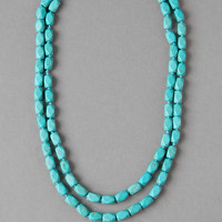 ROCK SPRINGS TURQUOISE NECKLACE