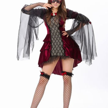 Halloween Costume Games Uniform [9211507204]