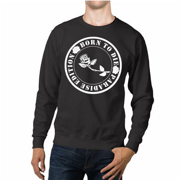 Lana Del Rey Roses Seal Unisex Sweaters - 54R Sweater