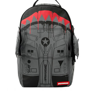 B52 3M Reflective Bomber Wing BackPack (SPRAYGROUND)