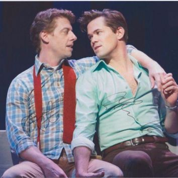 Falsettos Rare 8 x 10 Reprint Photo
